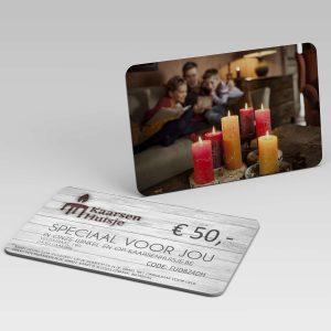 Geschenkkaarten